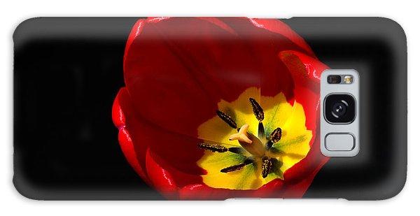 Spring Tulip 2 Galaxy Case