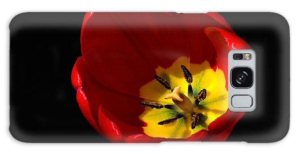 Spring Tulip 1 Galaxy Case
