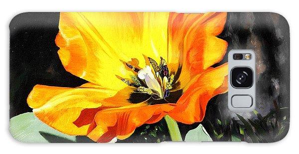 Spring Tulip Galaxy Case