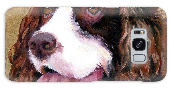 Springer Spaniel Dog Galaxy Case