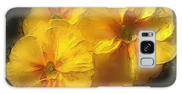 Springflower 5 Galaxy Case