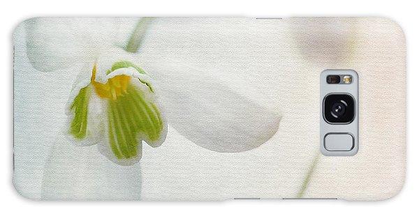 Springflower Galaxy Case