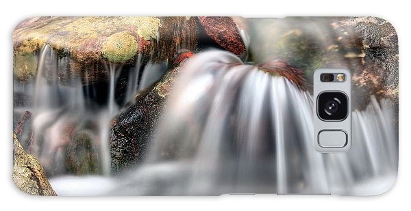 Galaxy Case featuring the photograph Springing Forward by JC Findley