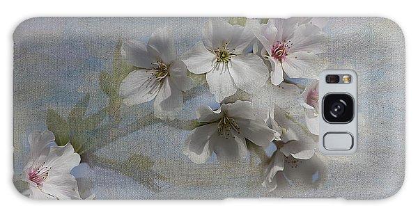 Springtime Galaxy Case by Anne Rodkin