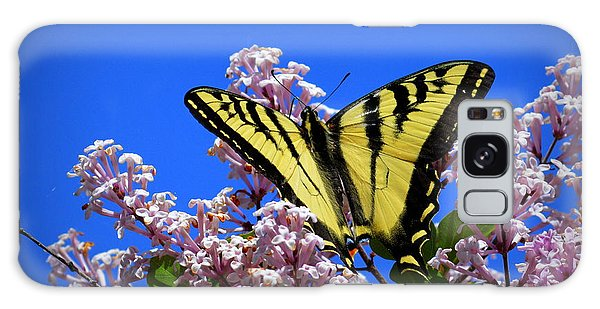 Springtime Beauty Galaxy Case by Lori Seaman