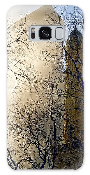Galaxy Case featuring the photograph Springtime In Chicago by Steven Sparks