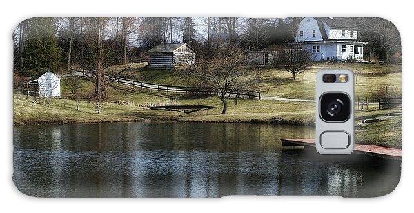 Countryside Galaxy Case - Springtime In Ohio by Tom Mc Nemar