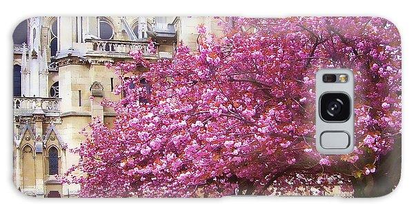 Springtime In Paris Galaxy Case