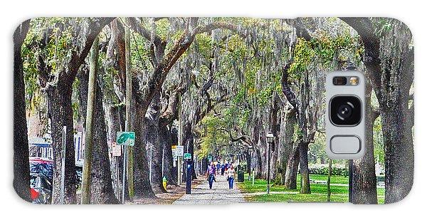 Springtime In Savannah Galaxy Case