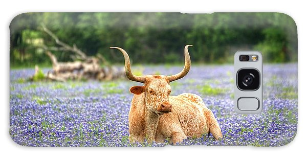 Springtime In Texas Galaxy Case by Dave Files