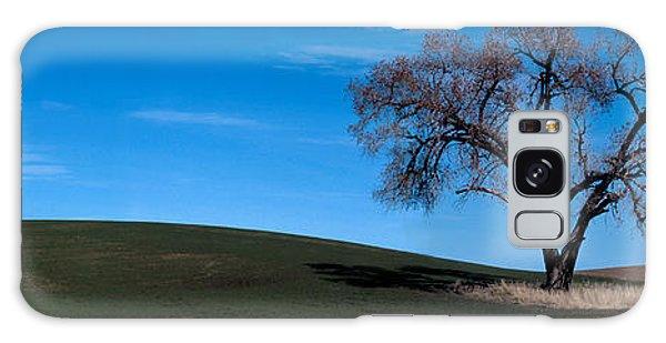 Springtime In The Palouse Galaxy Case by Sharon Elliott