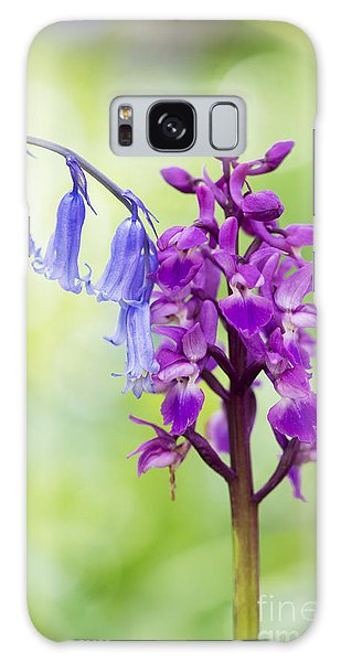 Orchidaceae Galaxy Case - Springtime by Tim Gainey