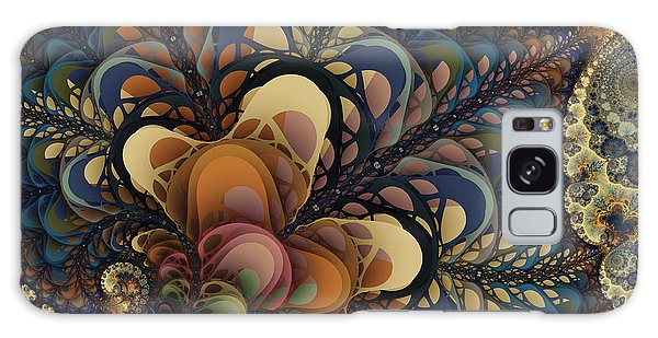 Sprouts Galaxy Case by Kim Redd