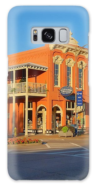 Square Books Oxford Mississippi Galaxy Case