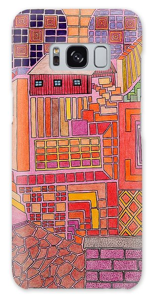 Square Dance Galaxy Case