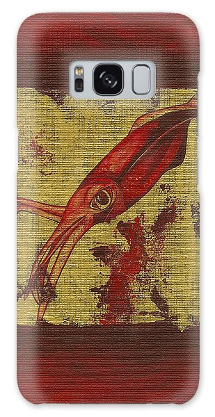 Squid Galaxy Case