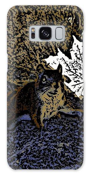 Squirrel Galaxy Case by Jason Lees