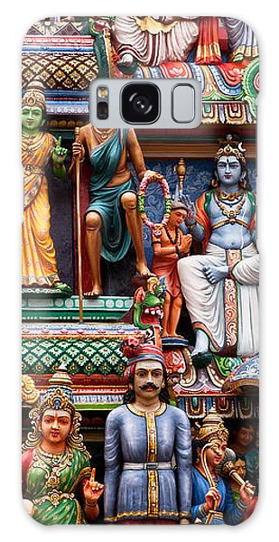 Sri Mariamman Temple 03 Galaxy Case