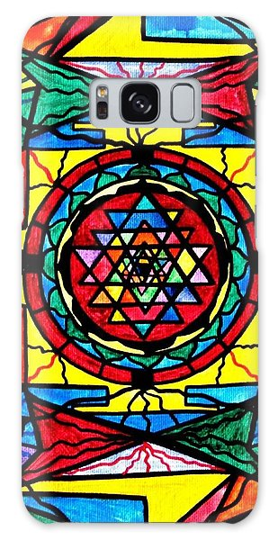 Sri Yantra Galaxy Case