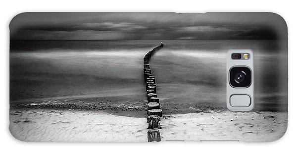 Seaside Galaxy Case - Ssss by Piotr Krol (bax)