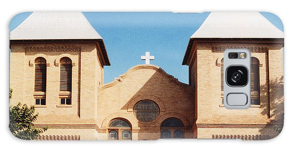 St. Albino Church Galaxy Case