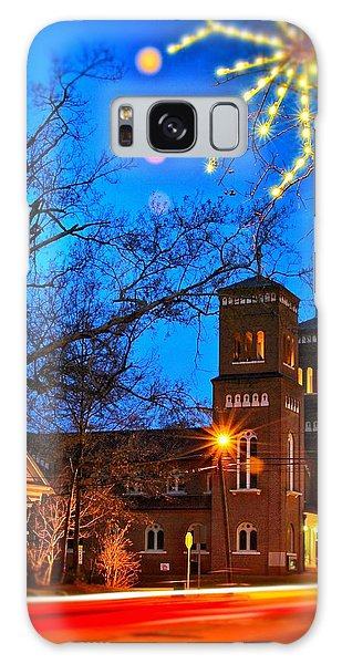 St. Alphonsus Catholic Church Galaxy Case