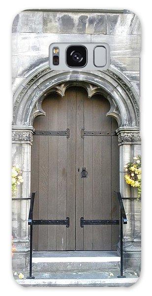 St Andrews Door Galaxy Case