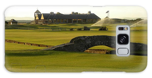 St Andrews Links Golf Course Galaxy Case