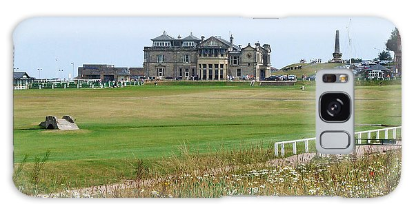 Galaxy Case - St Andrews Royal And Ancient Golf Course by Phil Banks