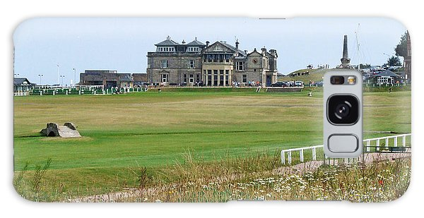 St Andrews Royal And Ancient Golf Course Galaxy Case