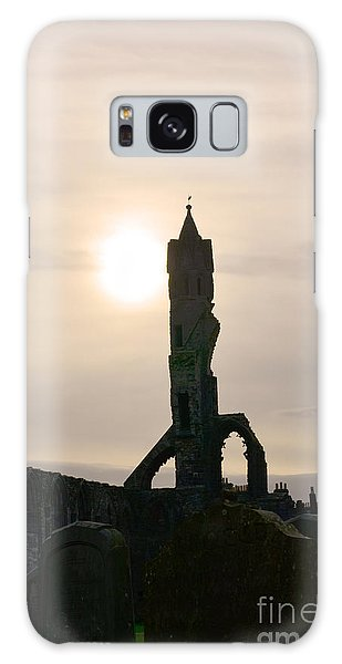 St Andrews Scotland At Dusk Galaxy Case