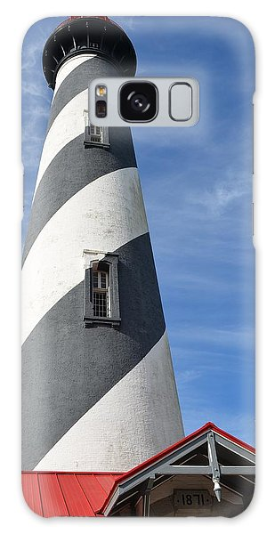 St. Augustine Lighthouse Galaxy Case by Richard Bryce and Family
