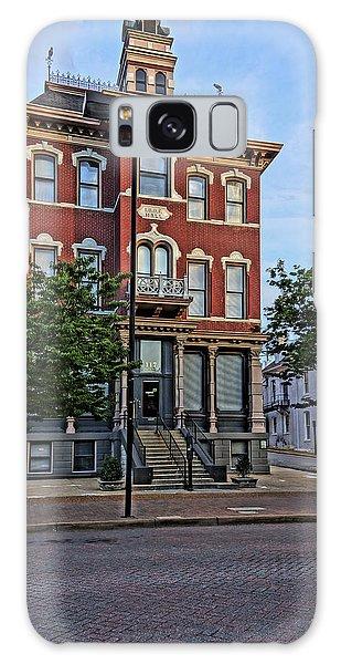 St. Charles Odd Fellows Hall Built In 1878 Dsc00810  Galaxy Case