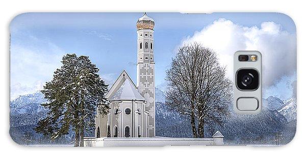St Colemans Church Galaxy Case