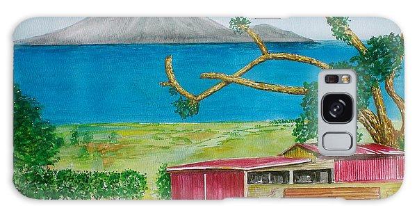 St. Eustatis From St. Kitts Galaxy Case