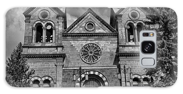 St. Francis Cathedral Basilica Study 5 Bw Galaxy Case