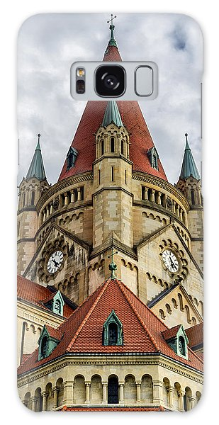 St. Francis Of Assisi Church In Vienna Galaxy Case