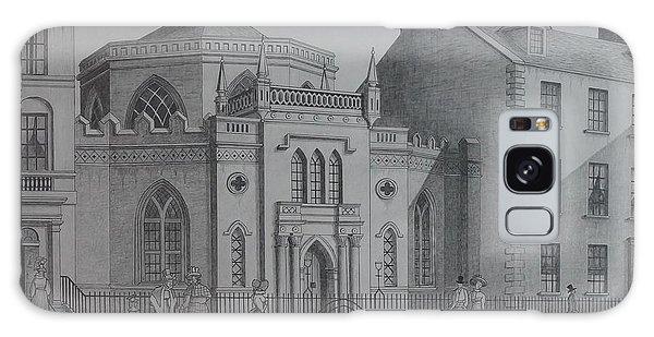 St Georges Chapel Edinburgh Galaxy Case