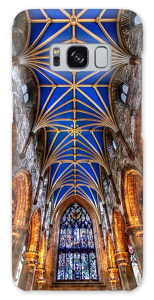 St Giles Cathedral Edinburgh Galaxy Case