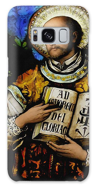 St. Ignacius Of Loyola Galaxy Case