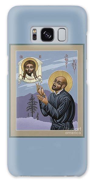 St. Ignatius Amidst Alaska 141 Galaxy Case