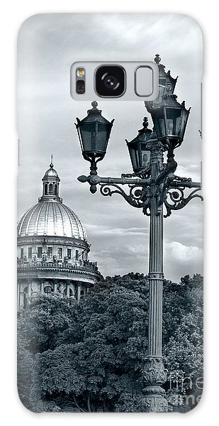St Isaac Cathedral Galaxy Case by Elena Nosyreva
