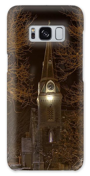 St. James Episcopal Church Steeple Galaxy Case