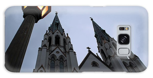 St John's Cathedral Galaxy Case by Robert  Moss