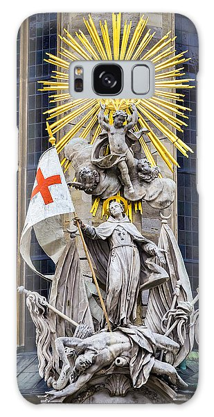 St. John Of Capistrano In Vienna Galaxy Case