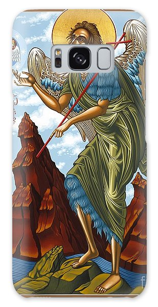 St. John The Forerunner Also The Baptist 082 Galaxy Case