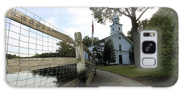 St. John's Church Cold Spring Harbor New York Galaxy Case