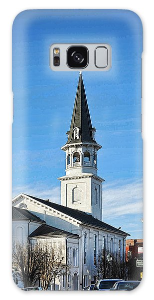 St. John's Lutheran Church Galaxy Case