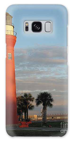 St. Johns River Lighthouse II Galaxy Case