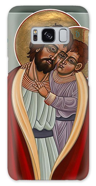 St. Joseph And The Holy Child 239 Galaxy Case